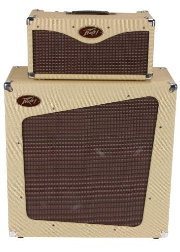 Classic 30 head and matching 212 cabinet make debut at Peavey ...