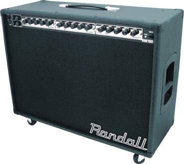 Randall RM100C promises stack-sound out of a combo package