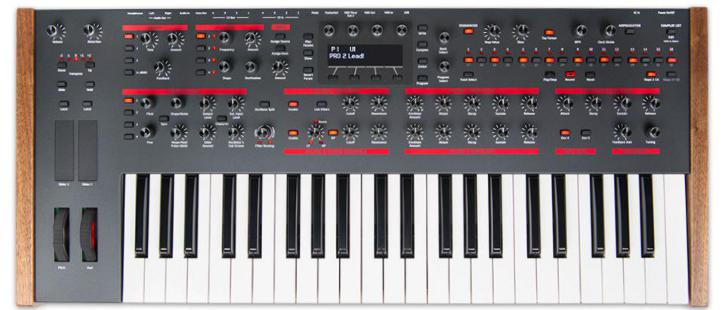 Dave Smith Instruments Pro 2 Synthesizer