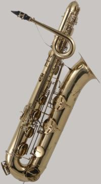 Bass saxophones, The Tubax contrabass saxophone and The Soprillo