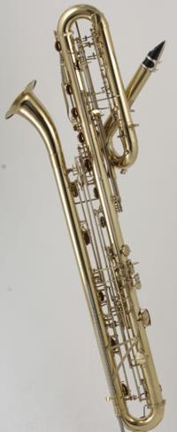 Bass saxophones, The Tubax contrabass saxophone and The Soprillo
